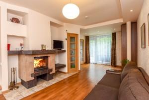 80 m² Quadruple 2-bedroom apartment with balcony. 1st cottage, apartment No. 2
